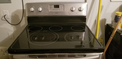 Maytag electric stove