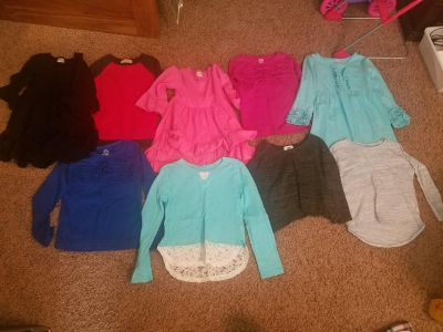 4-6 Long sleeve lot (3 pictures)