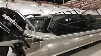 2017 Crest Marine Crest Continental 270 CFG Pontoons Boats Ponderay, ID