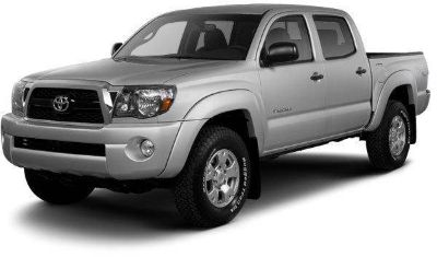 Used 2011 Toyota Tacoma 4WD Double LB V6 AT