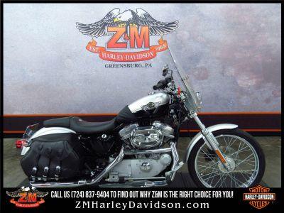 2003 Harley-Davidson XL 883C Sportster Custom Sport Motorcycles Greensburg, PA