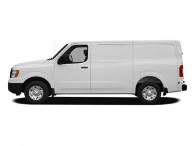 2012 Nissan NV Cargo 1500 S (Blizzard)