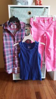 Girls size 10 Justice outfit