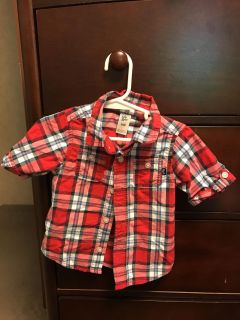 Size 24 Month. Worn once. Baby bgosh. Pick up at McCalla Target Thursdays from 5:15 till 6. CP