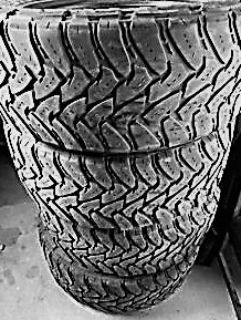 Used Toyo Open Country MT 33x12.5x18 Tires