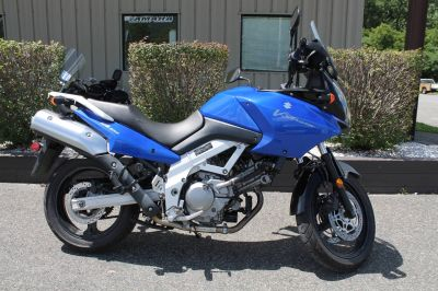 2004 Suzuki V-Strom 650 (DL650) Dual Purpose Motorcycles Adams, MA