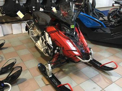 2015 Polaris 800 Rush Pro-S ES Trail Sport Snowmobiles Bedford Heights, OH
