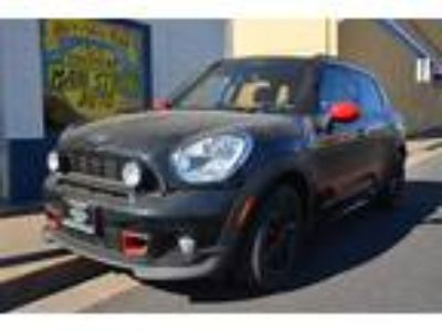 2012 MINI Cooper S S 4dr Crossover Black, Heated Seats