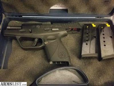 For Sale: Taurus PT709