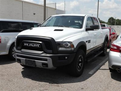 2016 RAM 1500 4WD Crew Cab Rebel (WHITE)