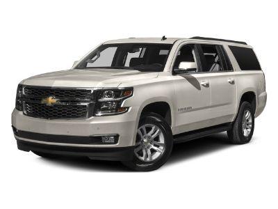 2016 Chevrolet Suburban LS (Black)