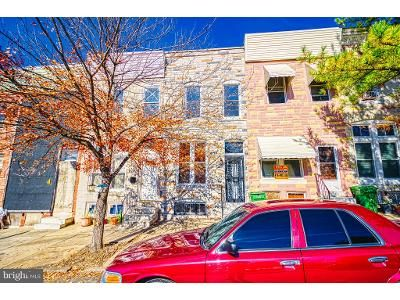 3 Bed 2 Bath Foreclosure Property in Baltimore, MD 21213 - E Hoffman St