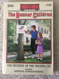 Boxcar Children The Case of the Missing Cat