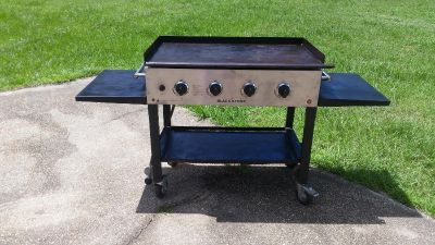 Stainless steel blackstone Griddle