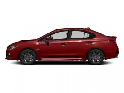 2015 Subaru Impreza WRX Base (Lightning Red)
