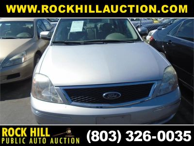 2005 Ford Five Hundred SEL (GREY)