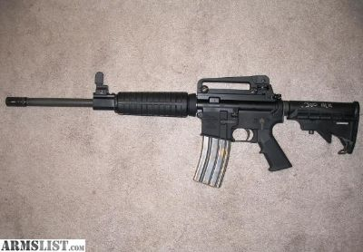 For Sale: Anderson Mfg. AM-15 AR-type .300 BLK