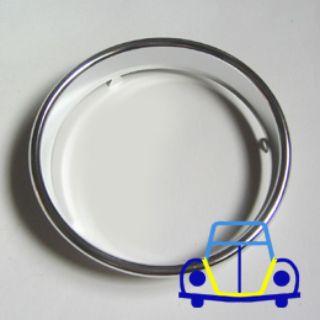 Speedometer/Clock Dash Face Chrome Trim Ring 56/66