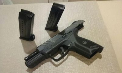 $275, RUGER Security 9 $275