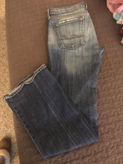 Sevens Boot Cut Jeans