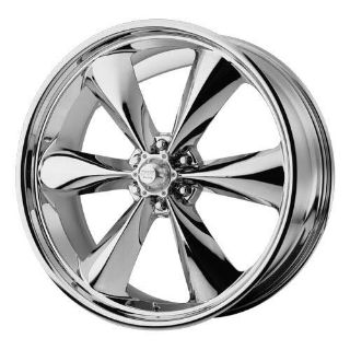 Purchase American Racing Torq Thrust ST 20 x 8.5, 6 x 139.7/5.5 19 Chrome (1) Wheel/Rim motorcycle in Kent, Washington, US, for US $281.00