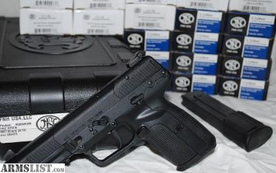 For Sale: NEW FN Five Seven MKII 5.7 plus RARE SS192 and SS195LF Ammo & (1) 30 round magazine