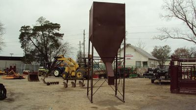 3 ton capacity grain  feed bin