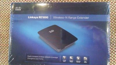 Linksys RE1000 Range Extender