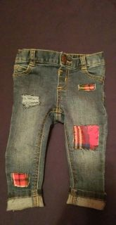Litlle Girl Holiday Jeans