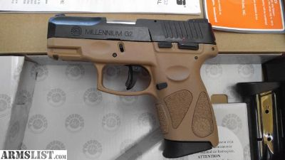 For Sale: Taurus PT111 G2 fde