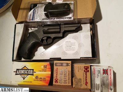 For Trade: Taurus judge