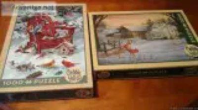 Cobble Hill pieces puzzles ()