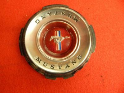Purchase 1 USED 67 Ford Mustang Wheelcover spinner Center Emblem Logo #C7ZA-1137-A motorcycle in Dewitt, Michigan, United States, for US $44.99