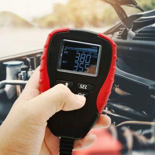 12V Car Battery Tester, Digital Auto