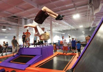 Enjoy Indoor Trampoline Park At ATP Grapevine