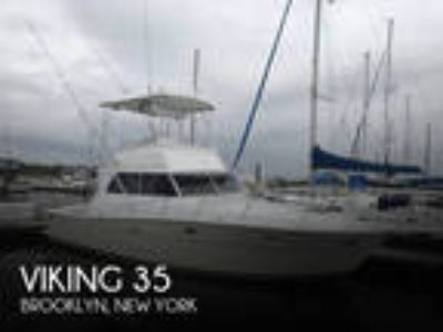Viking - 35 Sport fish