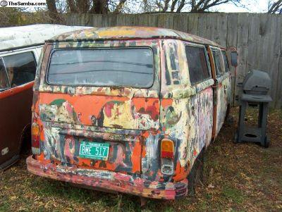 VW Campers/Vans