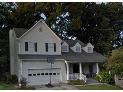 3 Bed 2.5 Bath Foreclosure Property in Knoxville, TN 37923 - Edenbridge Way