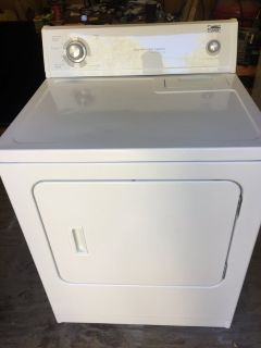Estate Whirlpool Dryer Super Capicity