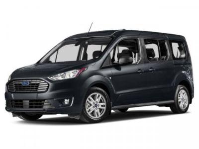 2019 Ford Transit Connect Wagon XLT (Blue Metallic)