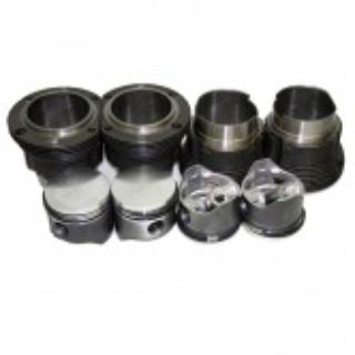 VW 90mm T4 1700 piston kit bus 021198075