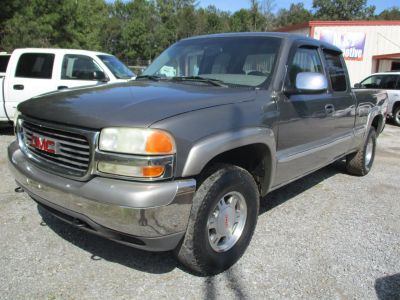 2000 GMC Sierra 1500 SLE (Grey)