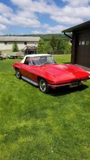 1966 Chevrolet Corvette Converible