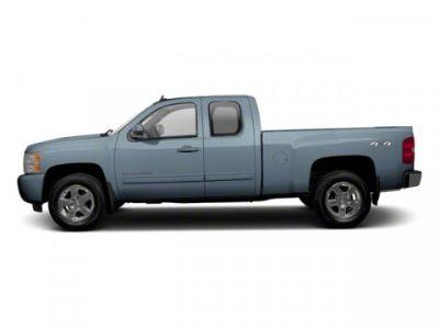 2013 Chevrolet Silverado 1500 LT (Blue Granite Metallic)