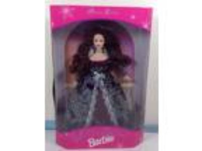 Sam's Club Mattel WINTER FANTASY Barbie #17666 -1997