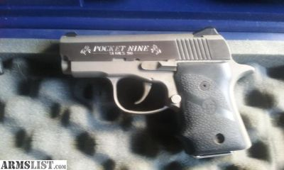 "For Sale: COLT ""POCKET NINE"""