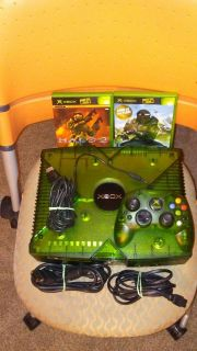 Xbox halo special edition system