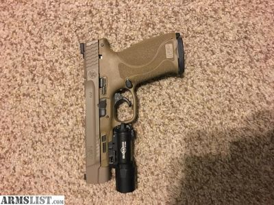 For Sale: M&P 2.0 5in + x300 (TRADES)