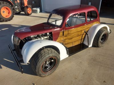 37 Chevy Sedan Legend Car 1250