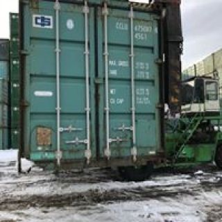 BLOW OUT SALE! 40' High Cube Shipping Containers!